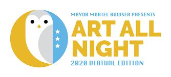 ART ALL NIGHT DC 2020
